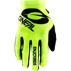 O'Neal Matrix Guanti Villain, neon yellow
